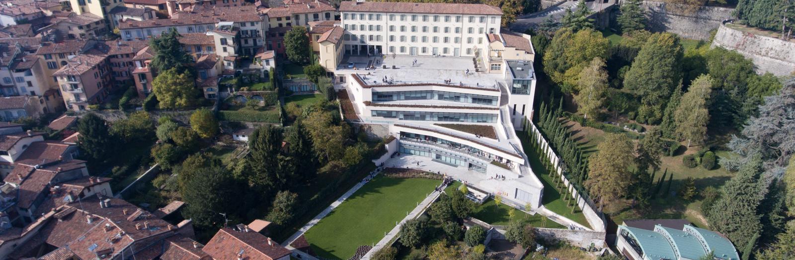 Pignolo drone view