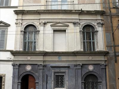 Casa dell'Arciprete - The entrance
