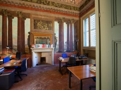Casa dell'Arciprete - Office