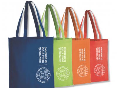 Cotton tote bags (four colors available) € 3,20