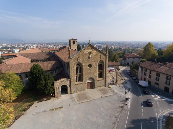 Sant'Agostino drone photo