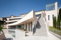 Pignolo campus - terrace view