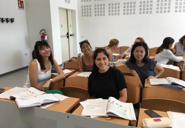 Italian Language and Culture: Intensive Summer Course